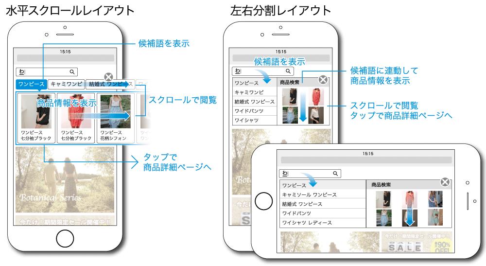 ポップリンク画面イメージ