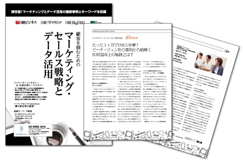 日経BP掲載誌